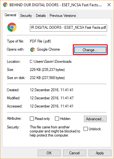 Select Default PDF Viewer - operation, chosen - 查看PDF?你并不需要安装Adobe Reader